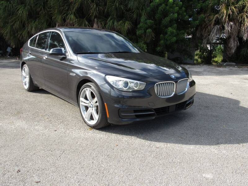 2014 BMW 5 Series for sale at United Auto Center in Davie FL