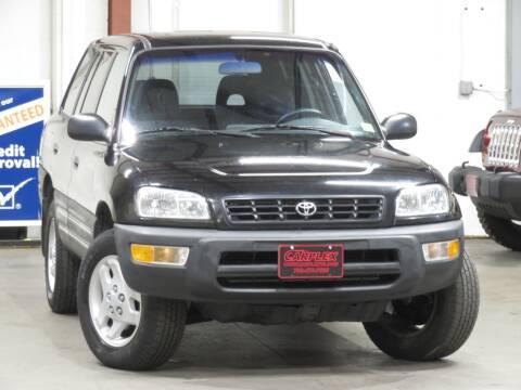 1999 Toyota RAV4 for sale at CarPlex in Manassas VA