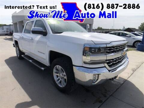 2018 Chevrolet Silverado 1500 for sale at Show Me Auto Mall in Harrisonville MO