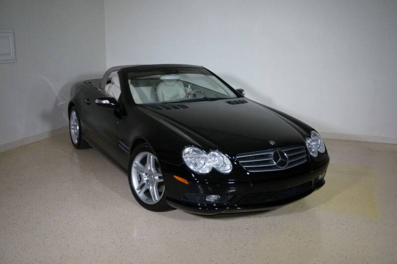 2006 Mercedes-Benz SL-Class for sale at TopGear Motorcars in Grand Prairie TX