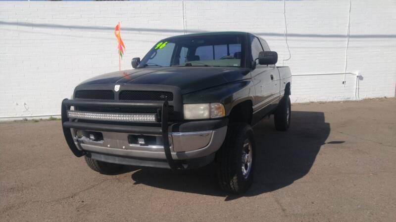 1996 Dodge Ram Pickup 1500 for sale at Advantage Auto Motorsports in Phoenix AZ