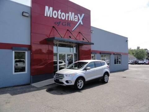 2019 Ford Escape for sale at MotorMax of GR in Grandville MI