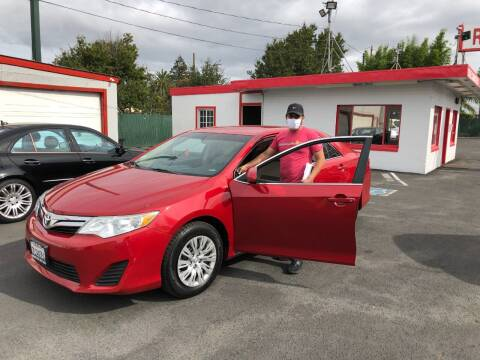 2014 Toyota Camry for sale at Redwood City Auto Sales in Redwood City CA