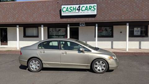 2007 Honda Civic for sale at Cash 4 Cars in Penndel PA