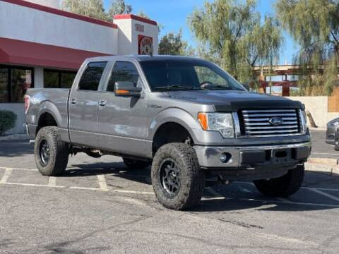 2011 Ford F-150 for sale at Brown & Brown Auto Center in Mesa AZ