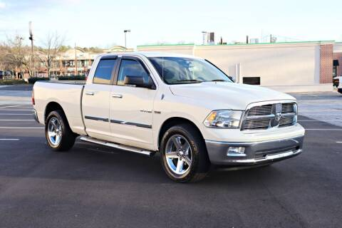 2010 Dodge Ram Pickup 1500 for sale at Auto Guia in Chamblee GA