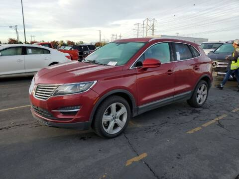2016 Lincoln MKC for sale at A.I. Monroe Auto Sales in Bountiful UT