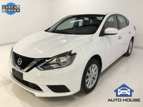 2019 Nissan Sentra for sale at MyAutoJack.com @ Auto House in Tempe AZ
