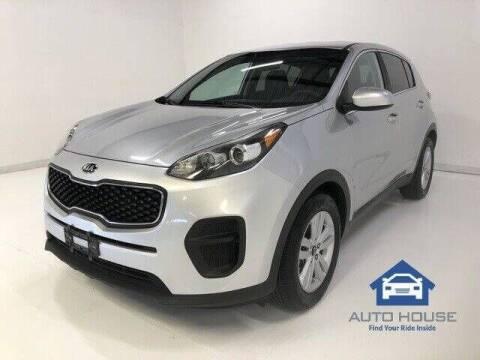2018 Kia Sportage for sale at MyAutoJack.com @ Auto House in Tempe AZ