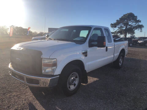 2008 Ford F-250 Super Duty for sale at COUNTRY AUTO SALES in Hempstead TX
