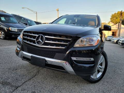 2014 Mercedes-Benz M-Class for sale at Philip Motors Inc in Snellville GA