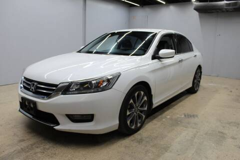 2014 Honda Accord for sale at Flash Auto Sales in Garland TX