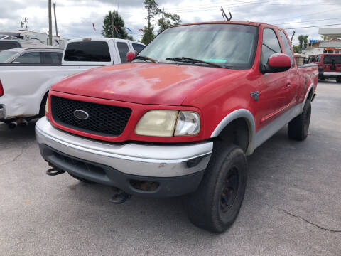 2001 Ford F-150 for sale at Outdoor Recreation World Inc. in Panama City FL