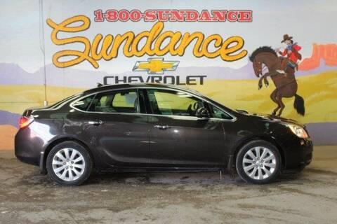 2014 Buick Verano for sale at Sundance Chevrolet in Grand Ledge MI