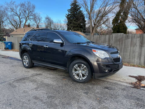 2014 Chevrolet Equinox for sale at Ace Auto Sales in Boise ID