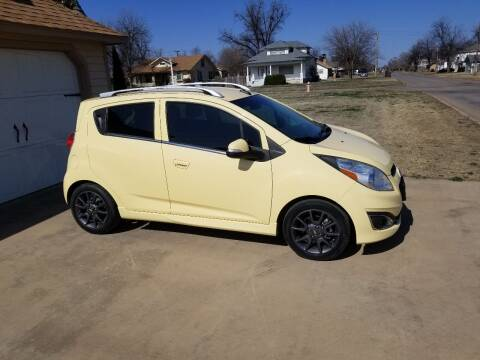 2014 Chevrolet Spark for sale at Eastern Motors in Altus OK