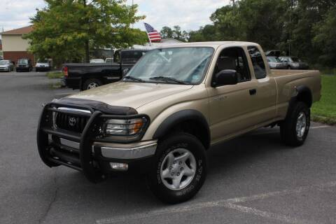 2003 Toyota Tacoma for sale at Auto Bahn Motors in Winchester VA