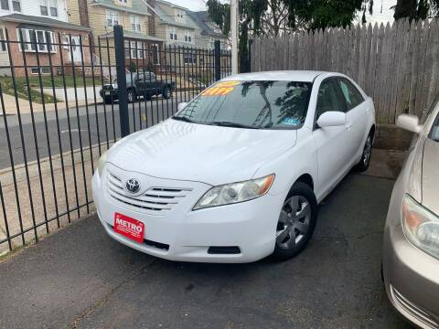 2007 Toyota Camry for sale at Metro Auto Exchange 2 in Linden NJ