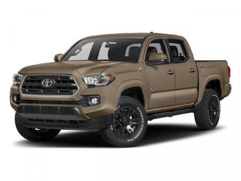 2017 Toyota Tacoma for sale at TEJAS TOYOTA in Humble TX