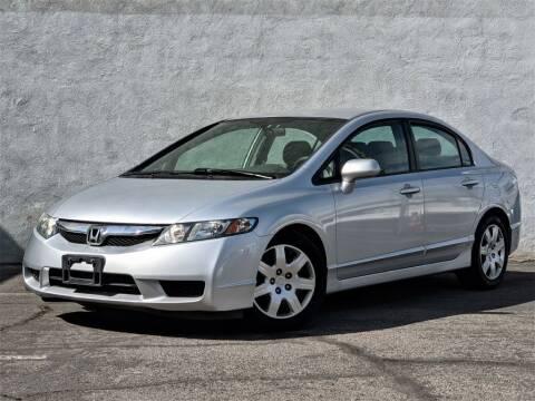 2010 Honda Civic for sale at Divine Motors in Las Vegas NV