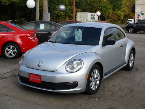 2013 Volkswagen Beetle for sale at Bill Leggett Automotive, Inc. in Columbus OH