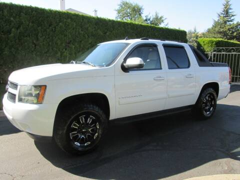 2007 Chevrolet Avalanche for sale at Top Notch Motors in Yakima WA