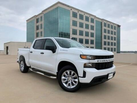 2020 Chevrolet Silverado 1500 for sale at SIGNATURE Sales & Consignment in Austin TX