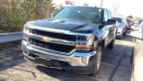 2017 Chevrolet Silverado 1500 for sale at Tim Short Chrysler in Morehead KY