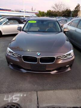 2013 BMW 3 Series for sale at Thomas Auto Sales in Manteca CA