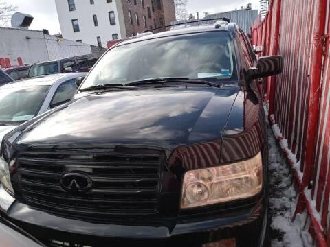 2006 Infiniti QX56 for sale at Boston Road Auto Mall Inc in Bronx NY