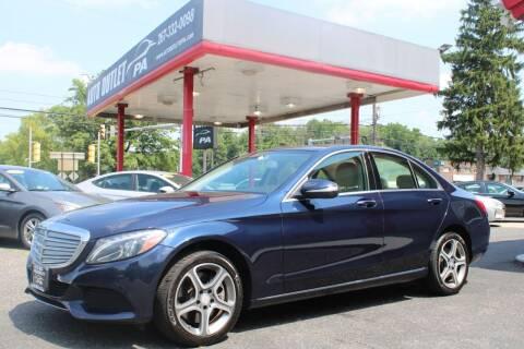 2015 Mercedes-Benz C-Class for sale at Deals N Wheels 306 in Burlington NJ