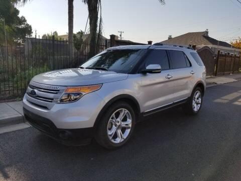 2011 Ford Explorer for sale at Gateway Motors in Hayward CA