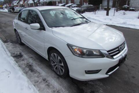 2013 Honda Accord for sale at First Choice Automobile in Uniondale NY