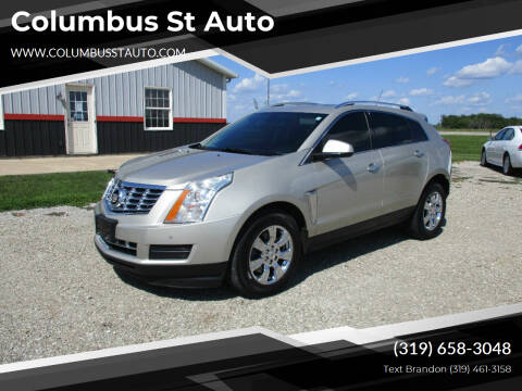 2015 Cadillac SRX for sale at Columbus St Auto in Crawfordsville IA