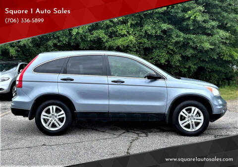 2011 Honda CR-V for sale at Square 1 Auto Sales - Commerce in Commerce GA