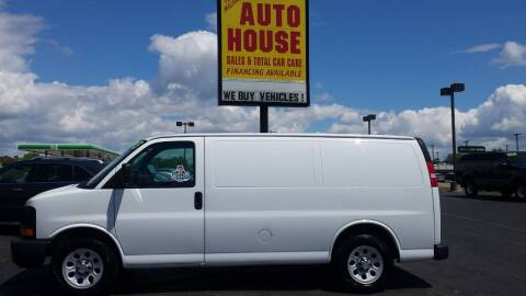 2010 Chevrolet Express Cargo for sale at AUTO HOUSE WAUKESHA in Waukesha WI