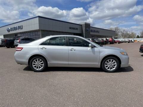 2011 Toyota Camry for sale at Schulte Subaru in Sioux Falls SD
