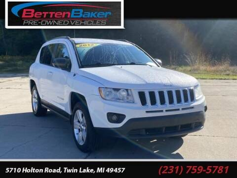 2012 Jeep Compass for sale at Betten Baker Preowned Center in Twin Lake MI