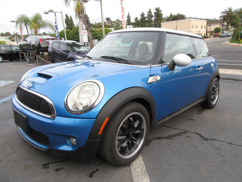2009 MINI Cooper for sale at Eagle Auto in La Mesa CA