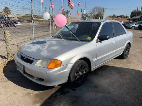 1999 Mazda Protege for sale at Premier Auto Sales in Modesto CA