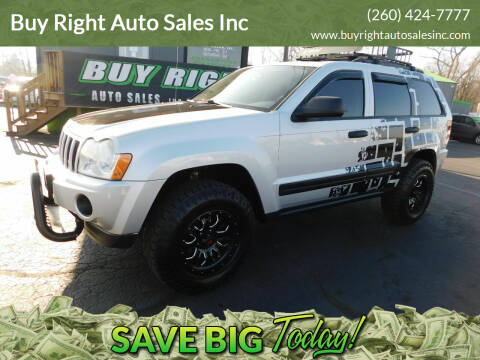 2005 Jeep Grand Cherokee for sale at Buy Right Auto Sales Inc in Fort Wayne IN