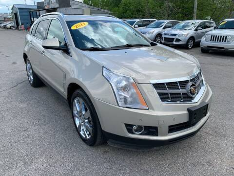 2011 Cadillac SRX for sale at LexTown Motors in Lexington KY