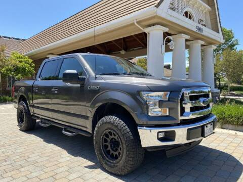 2017 Ford F-150 for sale at CarSwitch Inc in San Ramon CA