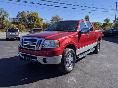 2008 Ford F-150 for sale at Worley Motors in Enola PA