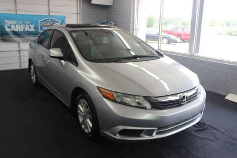 2012 Honda Civic for sale at Drive Auto Sales in Matthews NC
