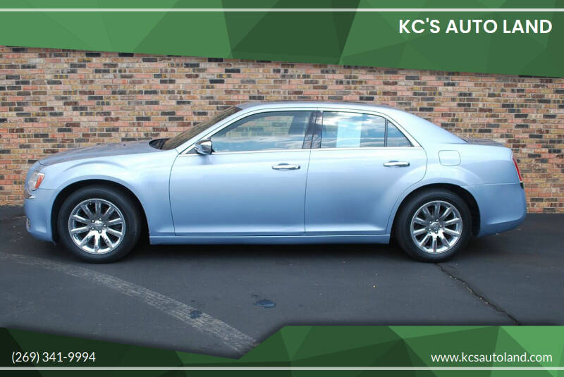 2012 Chrysler 300 for sale at KC'S Auto Land in Kalamazoo MI