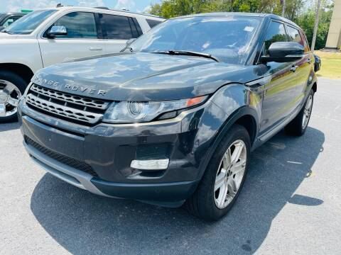 2012 Land Rover Range Rover Evoque for sale at BRYANT AUTO SALES in Bryant AR
