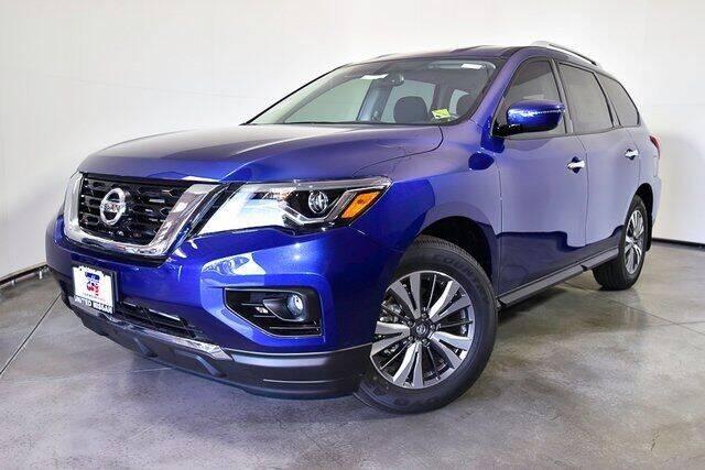 2020 Nissan Pathfinder for sale in Las Vegas, NV