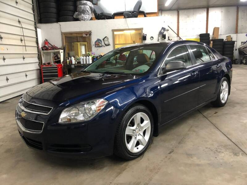 2012 Chevrolet Malibu for sale at T James Motorsports in Gibsonia PA