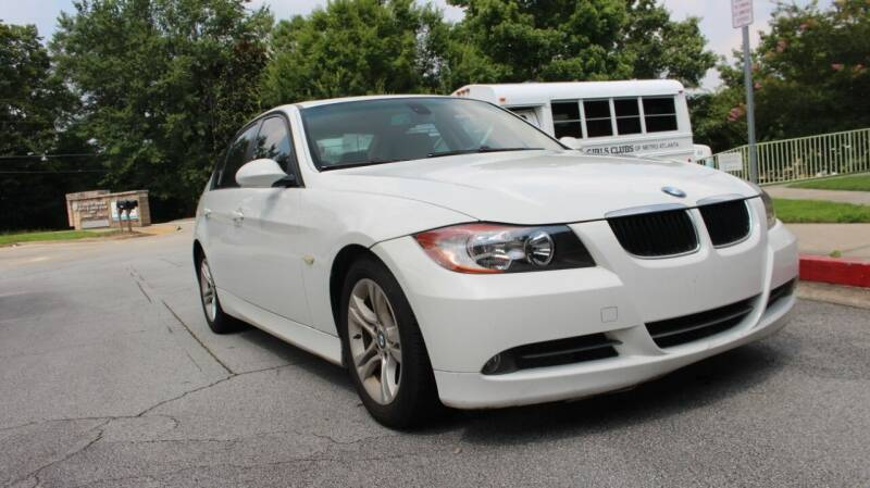 2008 BMW 3 Series for sale at NORCROSS MOTORSPORTS in Norcross GA